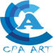 CPA ART mobile app offer logo