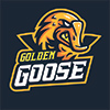 Golden Goose mobile app offer logo