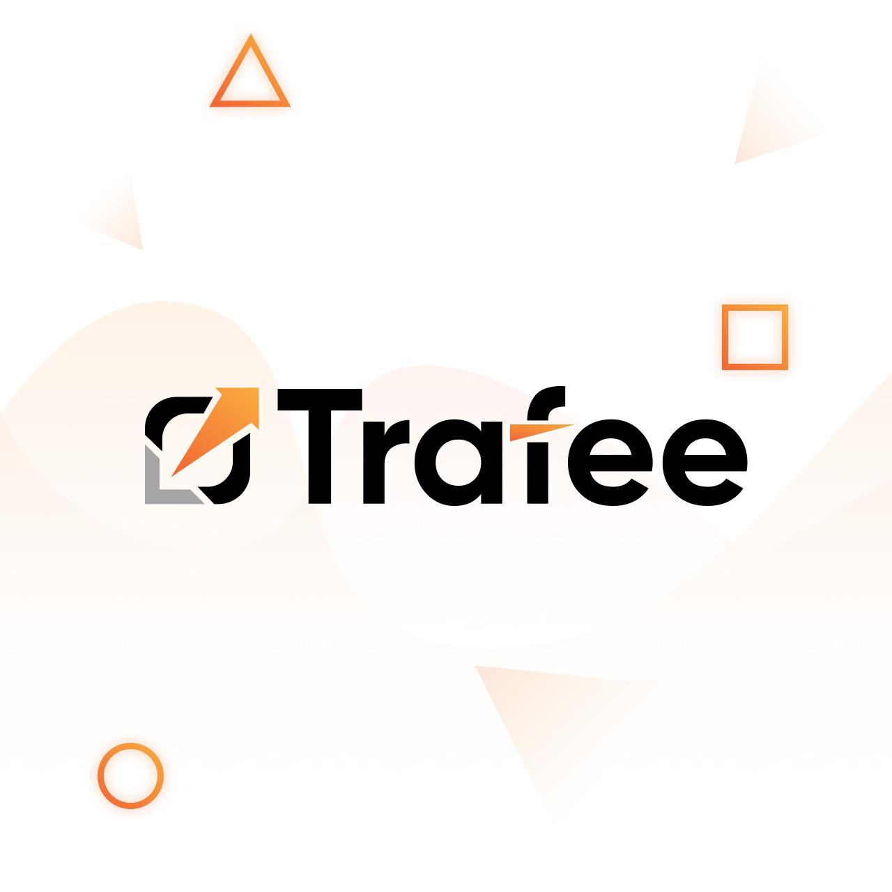 Trafee mobile app offer logo