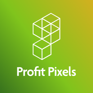 ProfitPixels mobile app offer logo
