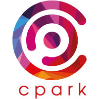 CPARK mobile app offer logo