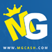 Mgcash Media mobile app offer logo