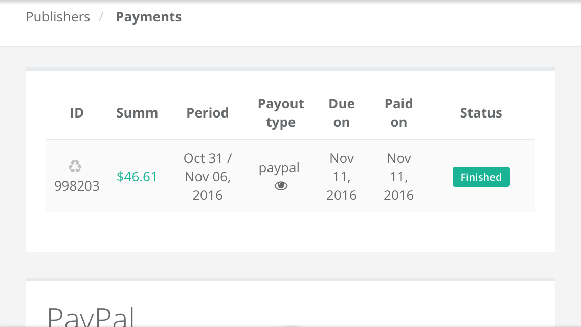 Targeleon Payment Proof Review