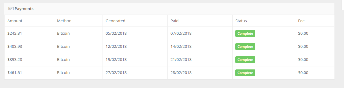 EarnCpa Payment Proof Review