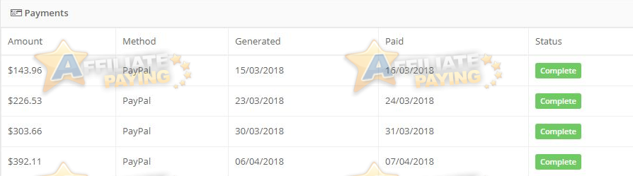 Adcrax Payment Proof Review